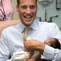 È nato il primogenito di william e kate è un maschio!!
